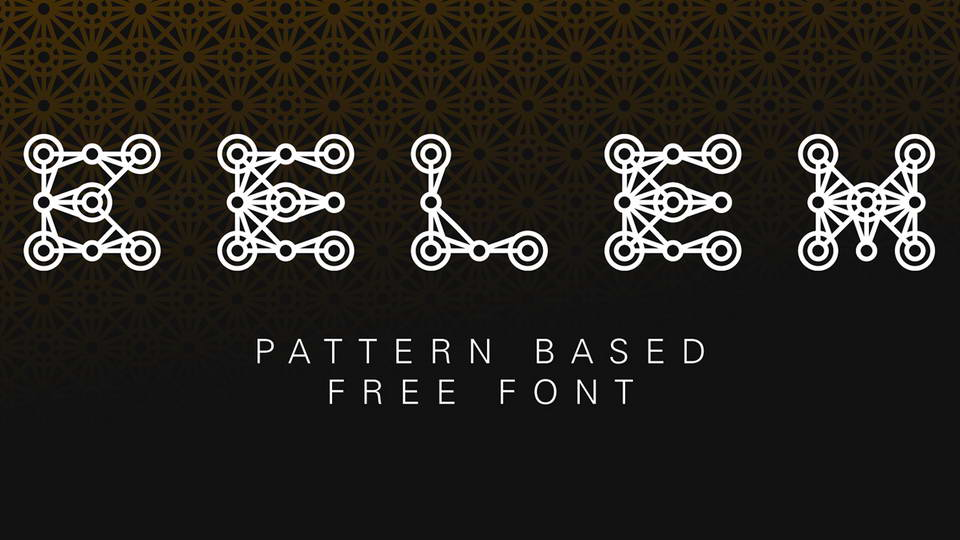 belem free font