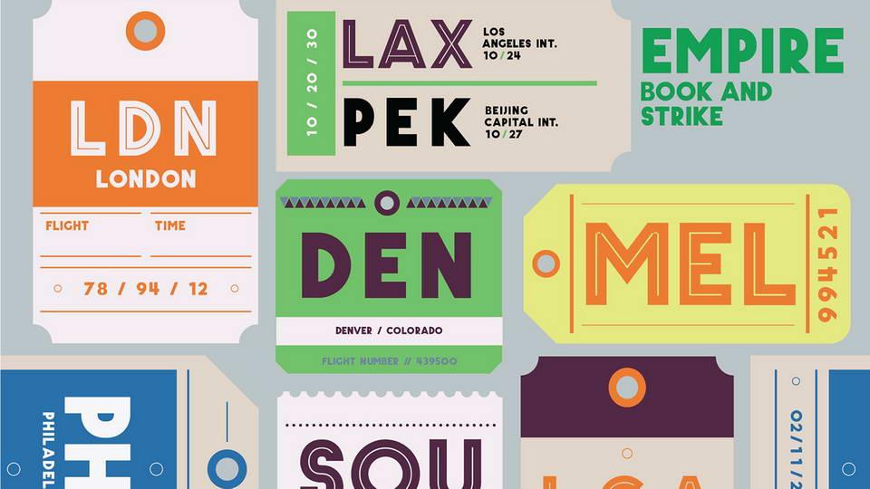 empire free font