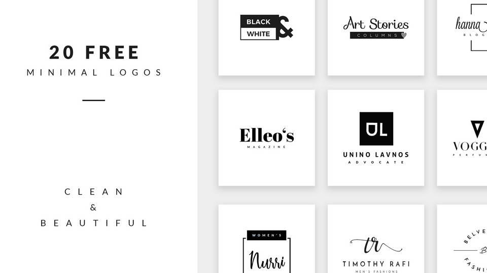 free logos templates