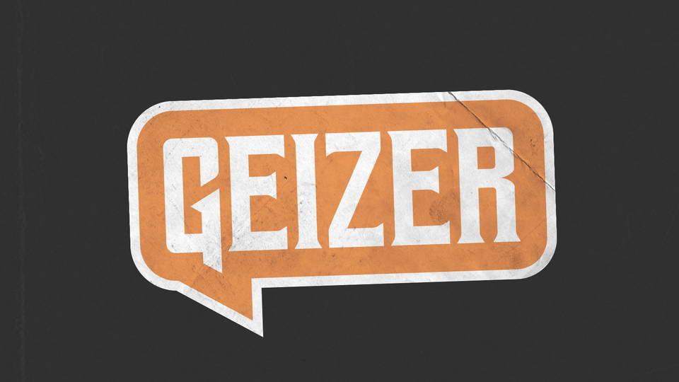 geizer free font