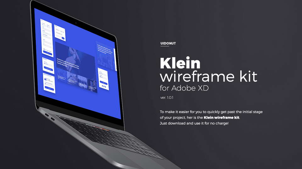 klein wireframe free kit