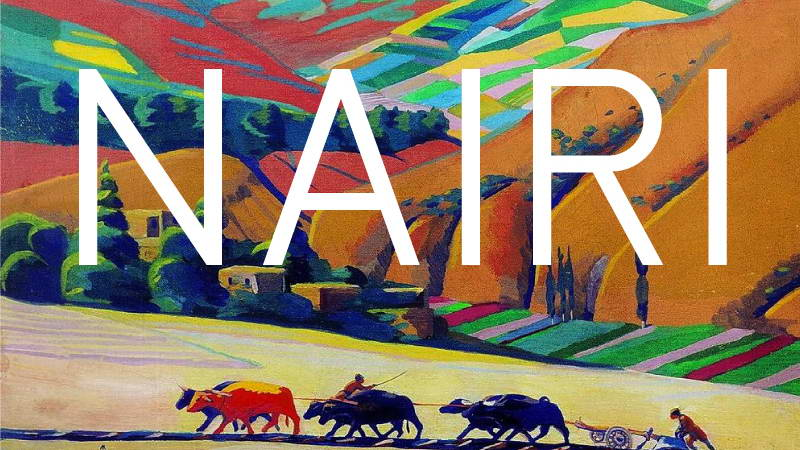 nairi free font