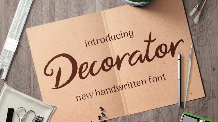 decoratorfreefont