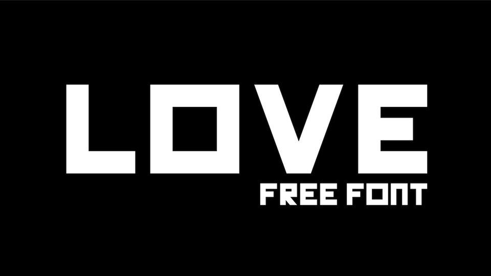 lovefreefont