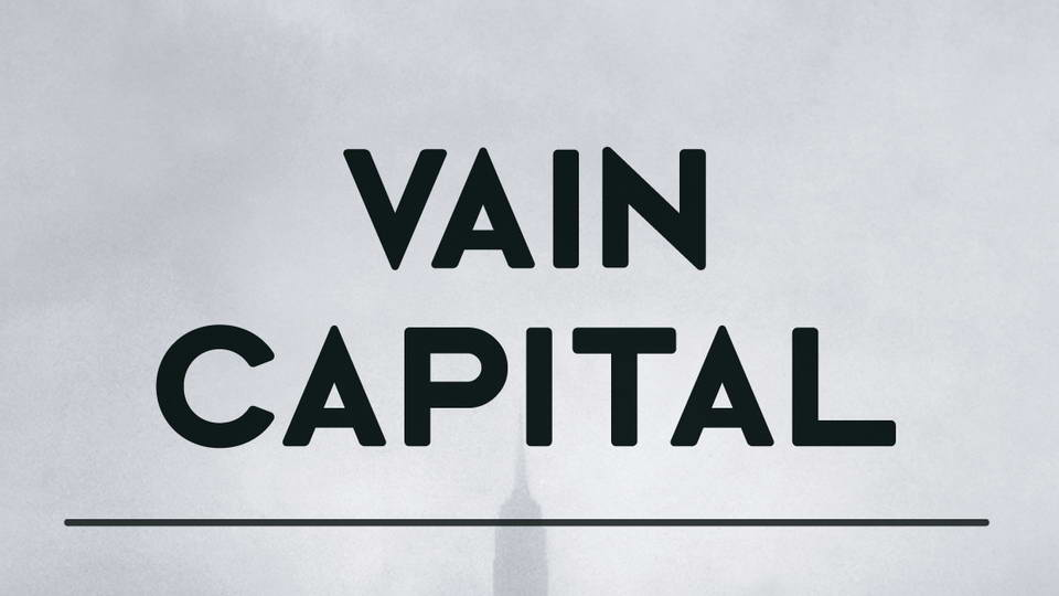 vain capital free font