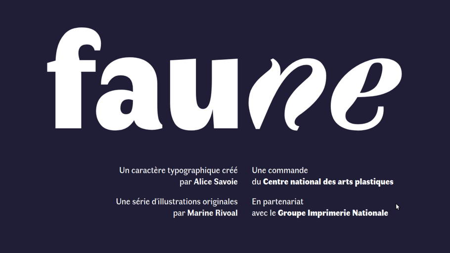faune free font family