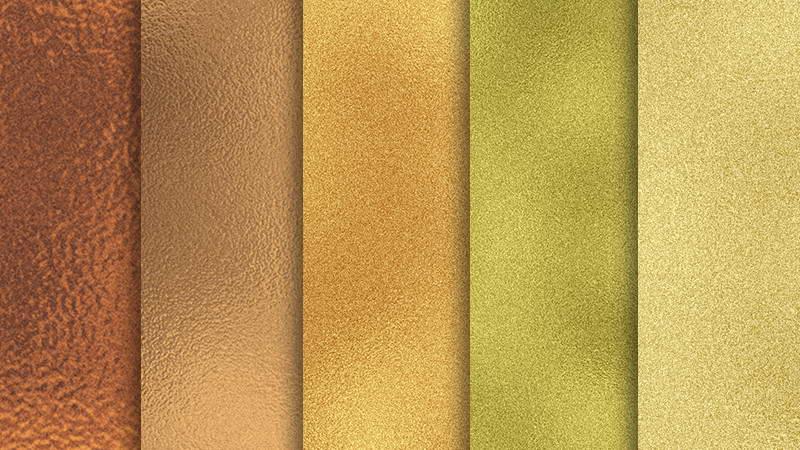 free gold foil textures