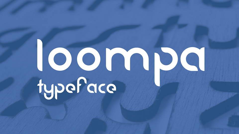 loompa free font