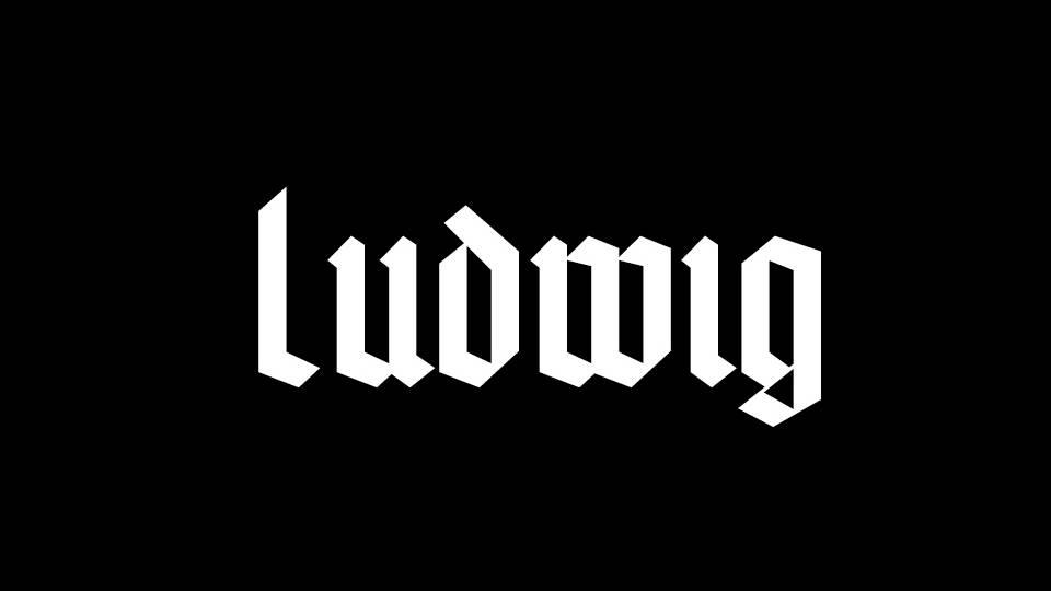 ludwig free font