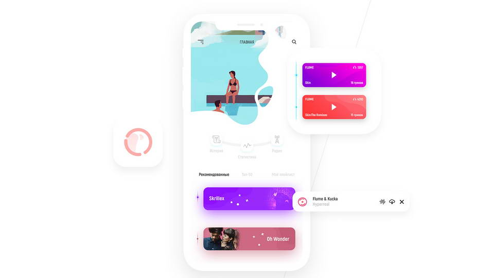 muse app free ui kit