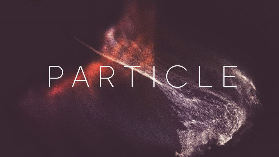 particlefreefont