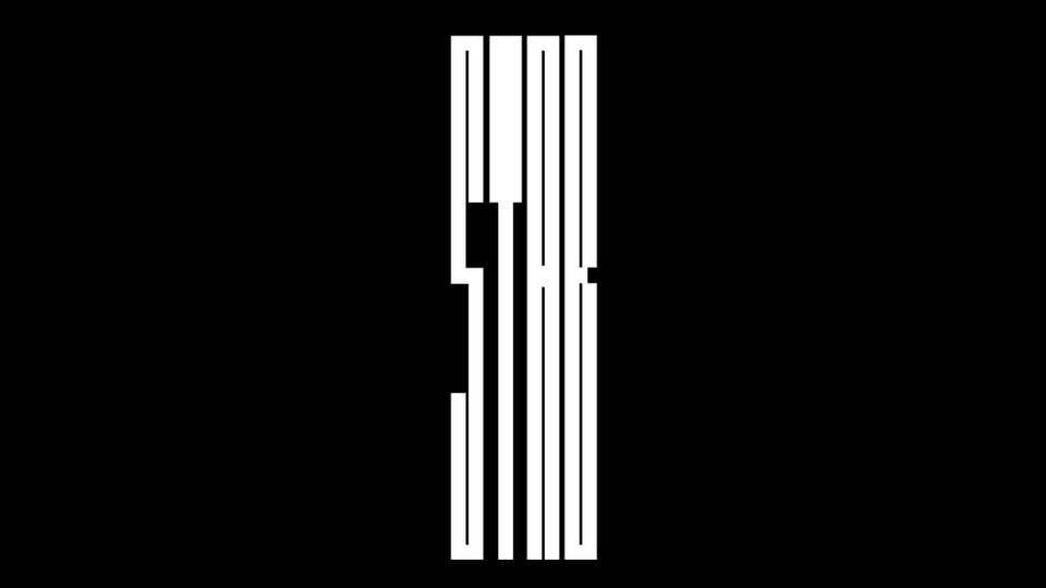 stab free font