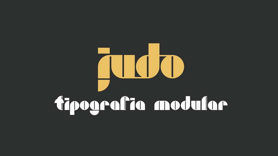 judo free font