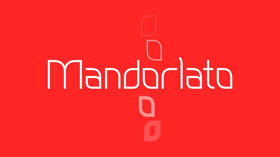 mandorlato free font