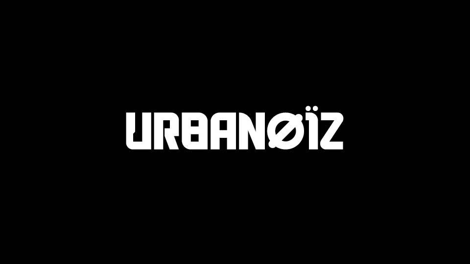 urbanoiz free font