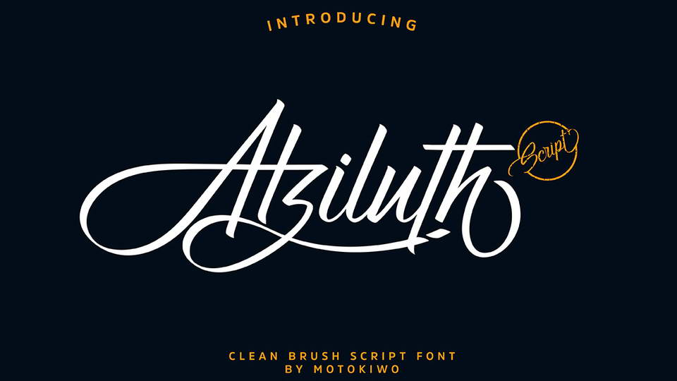 atziluth free font