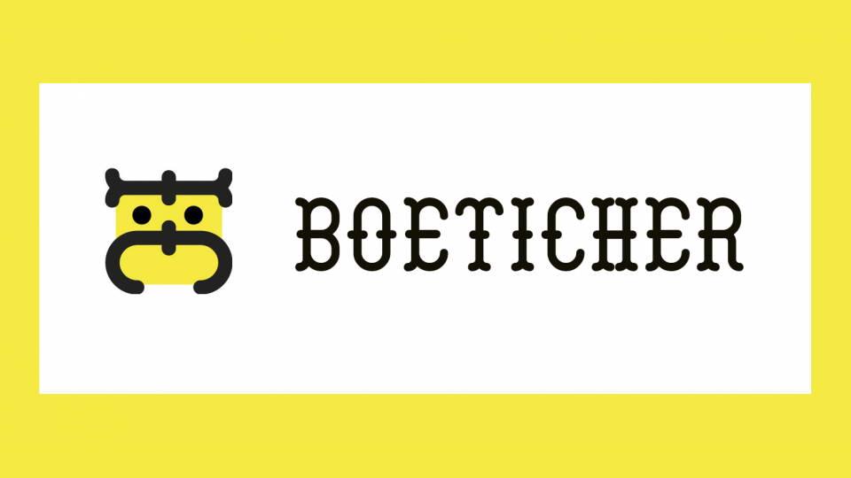 boeticher free font