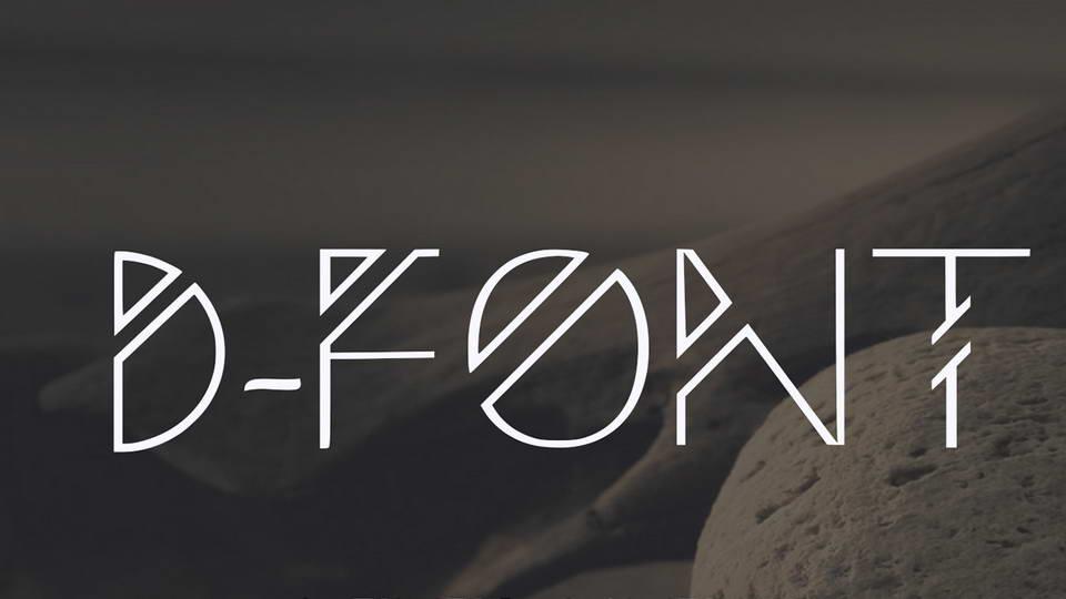 dfont free font