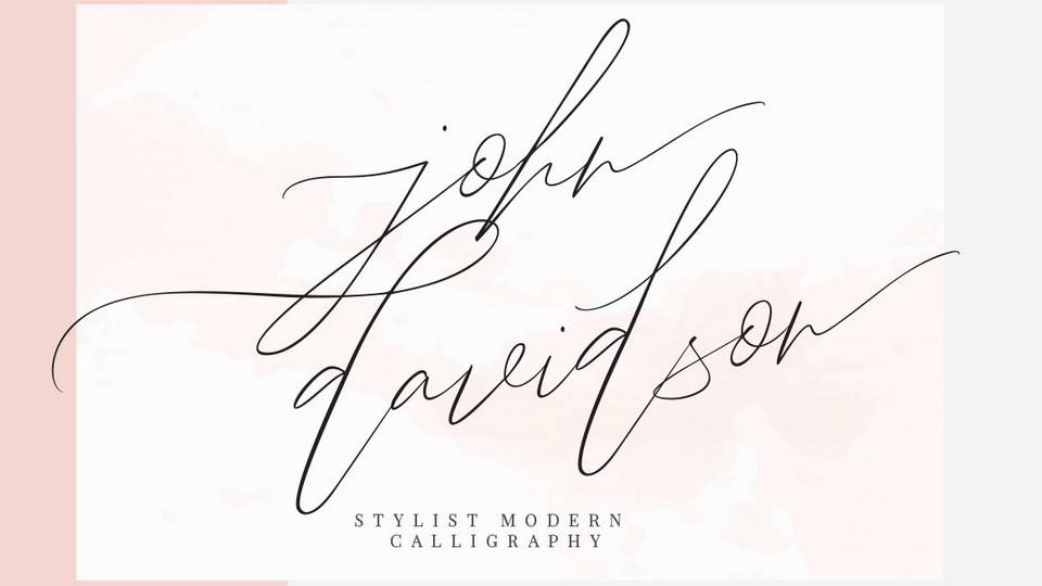 10 New Signature Fonts Free For Personal Use · Pinspiry