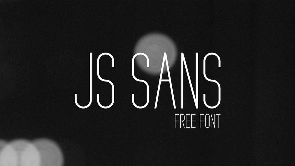 jssans free font