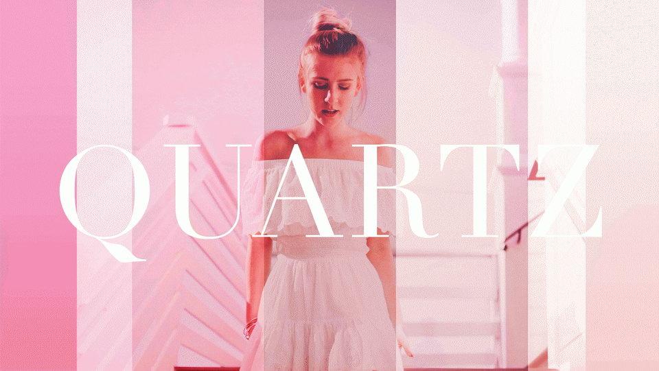 quartz font free