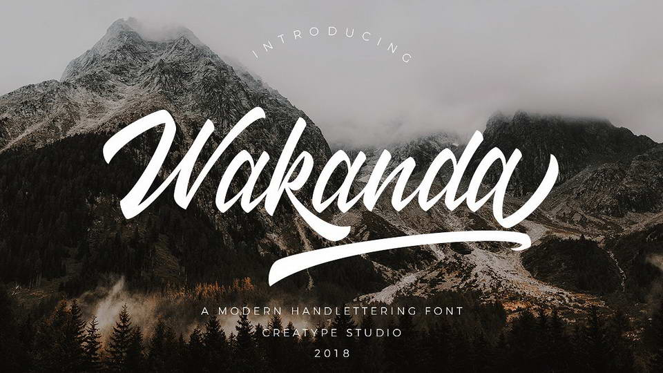 10 New Free Fonts for Personal Projects · Pinspiry