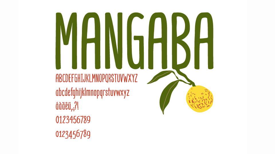 mangabafreefont
