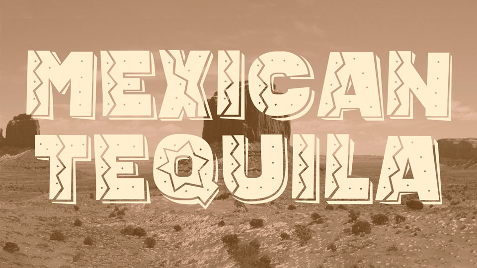 mexicantequilafontdownload
