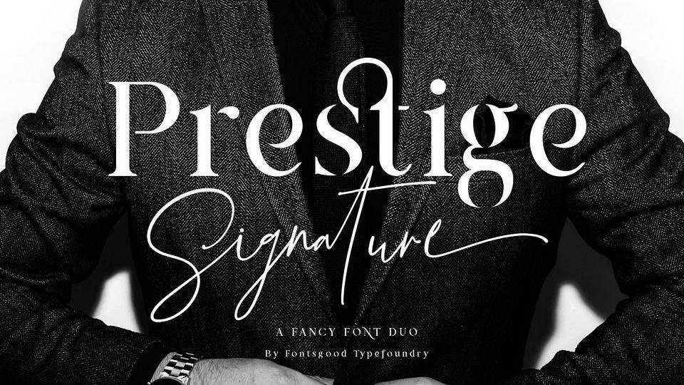 10 New Free Elegant Fonts For Personal Use · Pinspiry