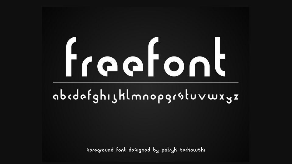 serqroundfreefont