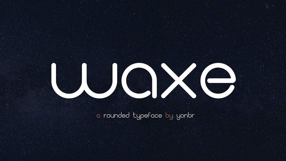 waxefreefont