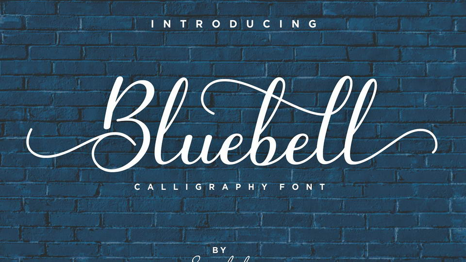 10 Fresh Free Script Fonts for Personal Use · Pinspiry