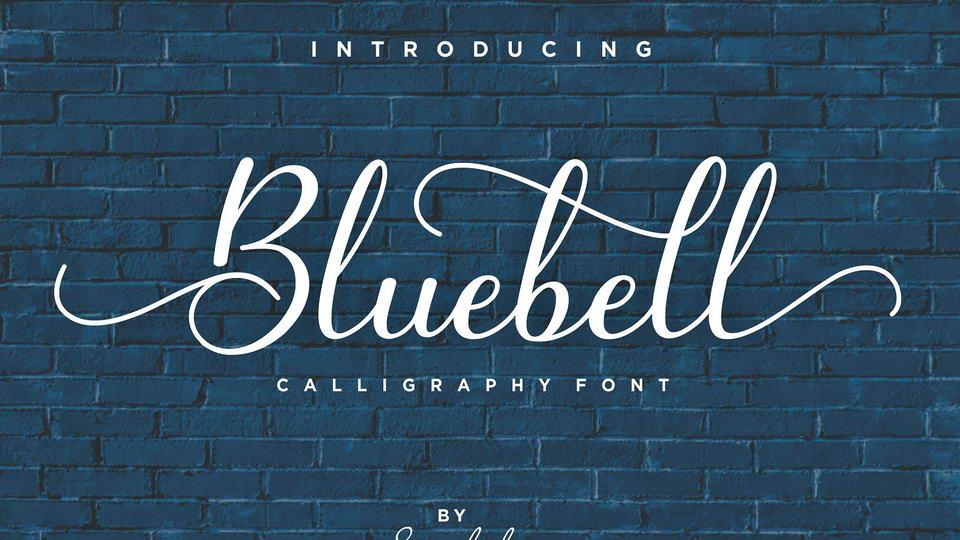 bluebellfreefont