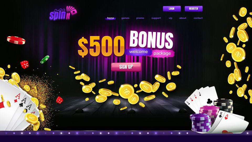 casinowebtemplatefreepsd