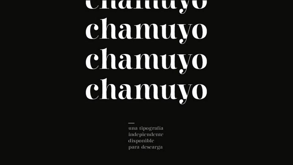 chamuyofreefont
