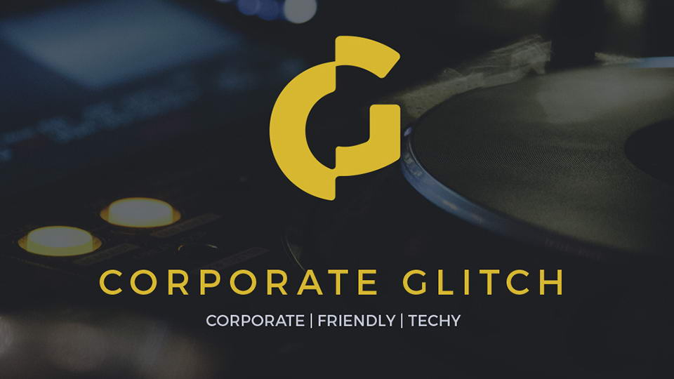 corporateglitchfreefont