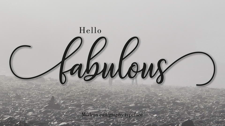 10 New Modern Script Fonts Free For Personal Use · Pinspiry
