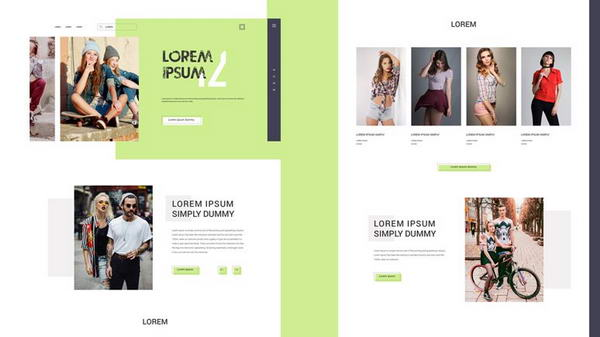 fashionwebtemplatefree