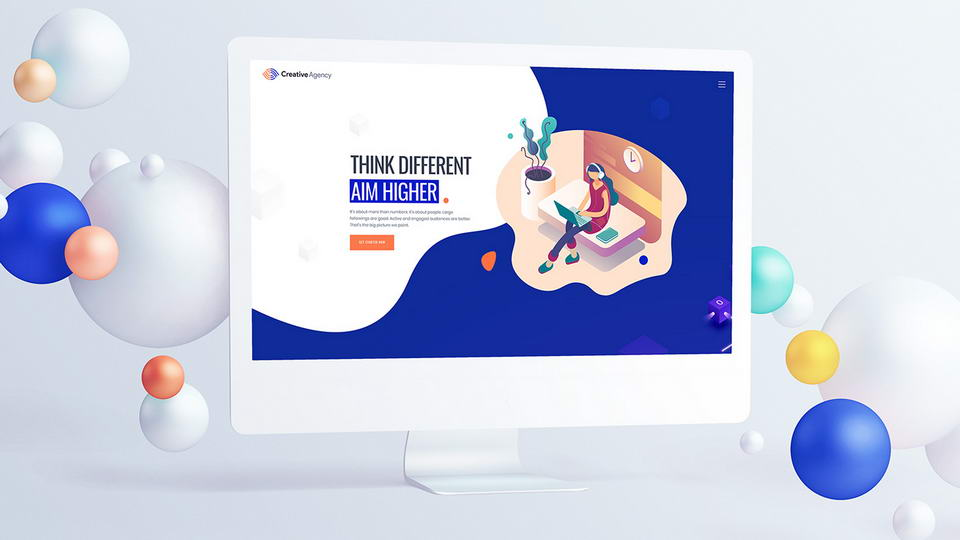 freeagencytemplate