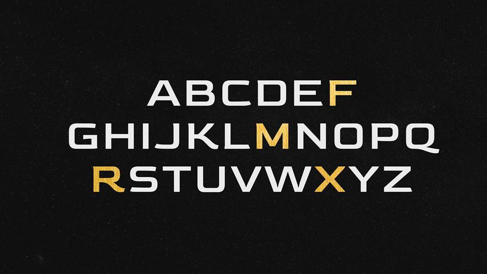 Gold Free Font · Pinspiry
