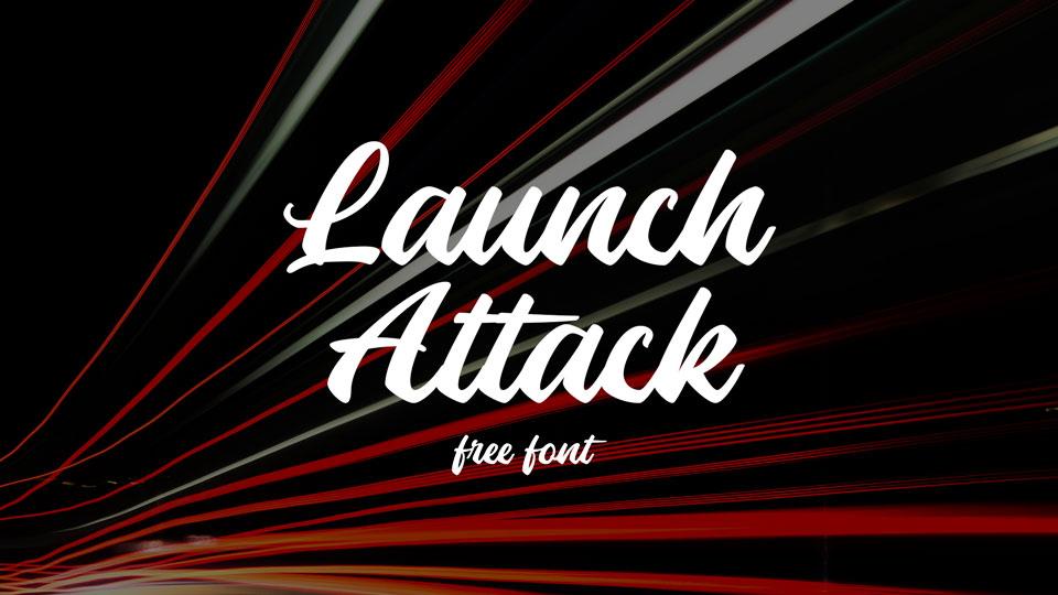 launchattackfontfree