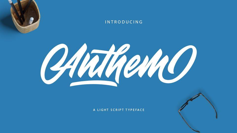 anthemfreefont