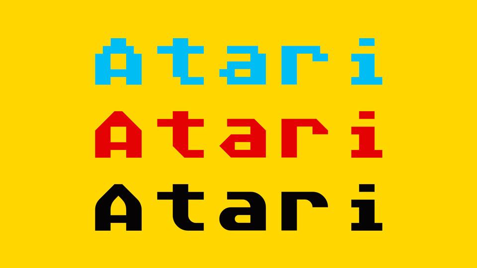 atarifreefont
