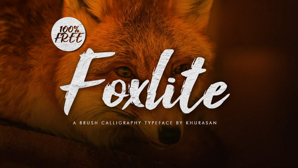 foxlitefreefont