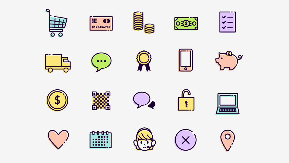 freeecommerceicons