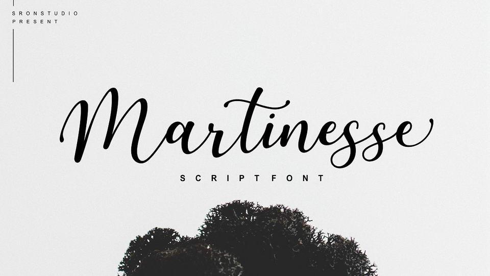 martinessefreefont