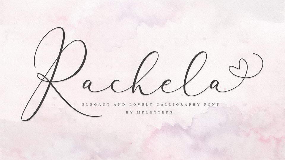 Rachela by Mr Letters