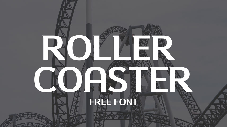 rollercoasterfreefont
