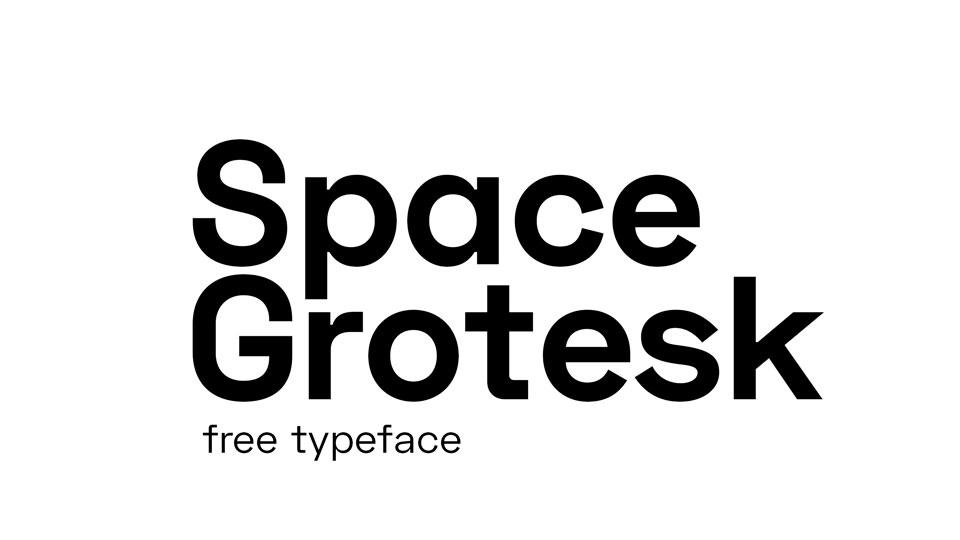 spacegroteskfontdownload