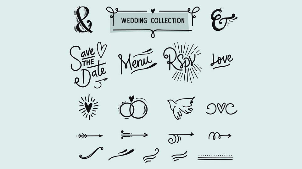 weddingfreegraphics